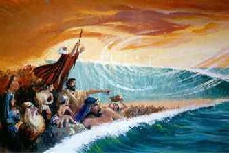 奇跡 モーゼ の