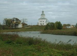 ロシアの農村