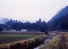 日本の農村